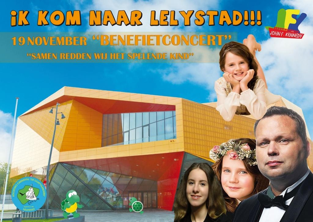 Banner Amira Lelystad